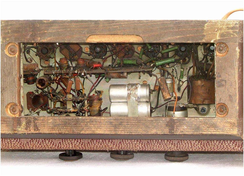 Радиоприемник Рекорд 53-1